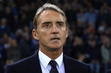Mancini Italia inno