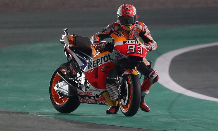 MotoGP: Jerez, tripletta Spagna! Rossi rimonta, l'Italia c'è FOTOGALLERY
