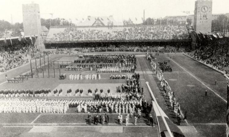1912, l'Impero russo e il giovane Pozzo: il 1° Italia-Finlandia fu alle Olimpiadi