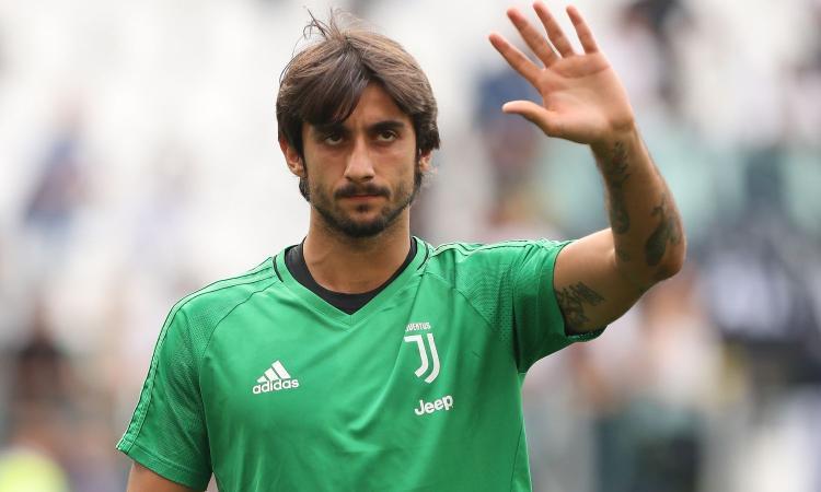 Juventus: Perin si opera, stagione finita