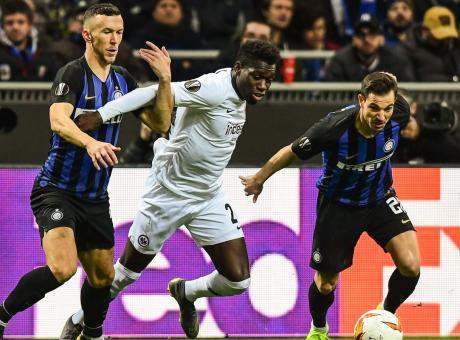 Inter-Eintracht, rivivi la MOVIOLA: annullato il 2-0 ai tedeschi