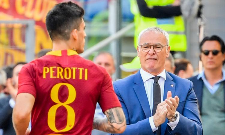 Roma indegna, giustamente fischiata e insultata: Ranieri non ha una squadra