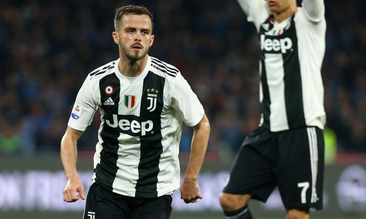 Juventus, Pjanic fra rinnovo 'tattico' e Real Madrid: non è più incedibile