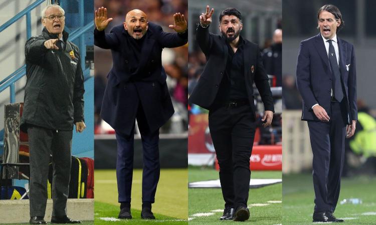 Milano e Roma: una va in Champions, l'altra va dritta all'inferno del calcio