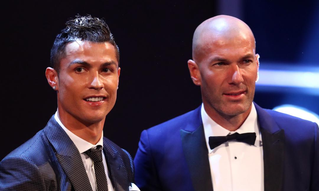 Zidane a Madrid! Indovinate con chi...