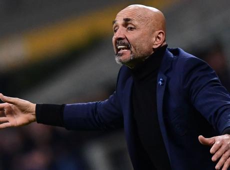 Inter, tutto lo sconforto di Spalletti: l'allenatore ha già gettato la spugna?