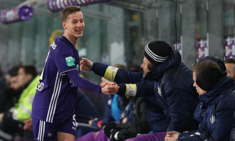 Anderlecht: Verschaeren piace in Premier League