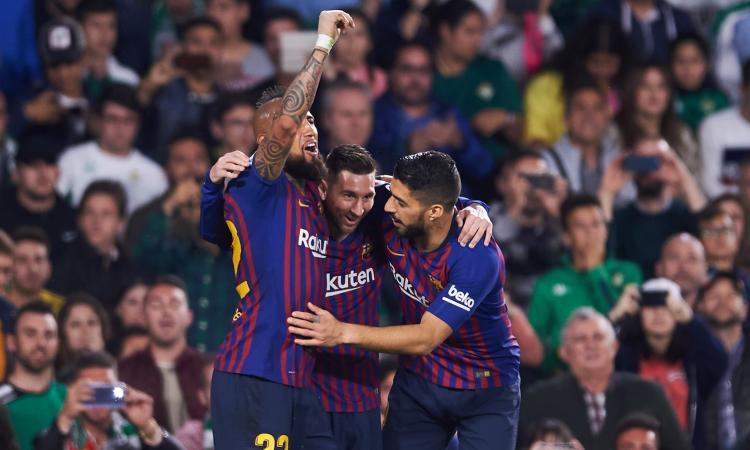 Champions, le quote di Barcellona-Manchester United