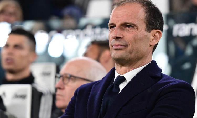 La Juve perde pezzi, aumentano i dubbi per Allegri: emergenza contro l'Atletico