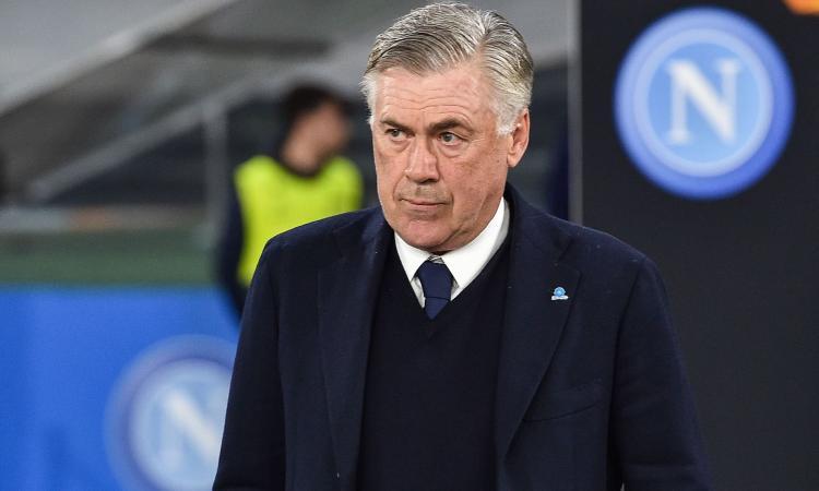 Napoli, Ancelotti: 'Con l'Arsenal sfida affascinante'