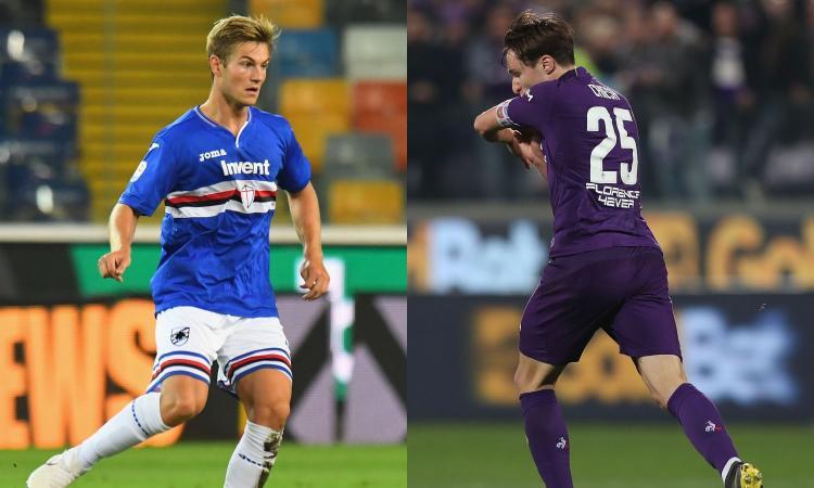 Da Andersen a Chiesa: Milan, è derby con l'Inter anche sul mercato