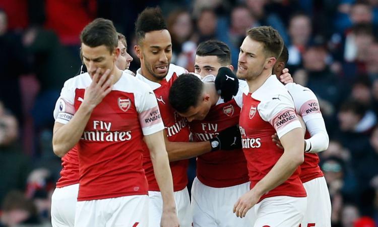 Napoli, c'è l'Arsenal: Aubameyang, lo juventino Ramsey e la beffa Champions