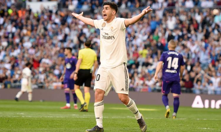 Real Madrid, la rivoluzione di Zidane: via Isco e Marcelo, Asensio incedibile