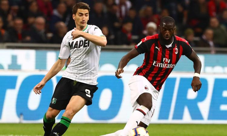 Bakayoko: 'Il Milan è fuori dalla Champions da 5 anni, voglio essere a San Siro quando ci tornerà'