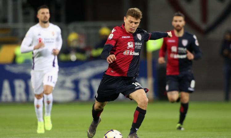 Barella, emozionante lettere d'addio: 'Cagliari, ho dato tutto. Messa la maglia prima di ogni cosa'