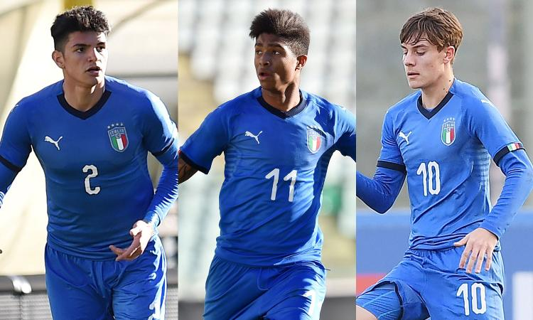 Da Bellanova a Salcedo e Fagioli: l'Italia Under 19 si gioca l'Europeo