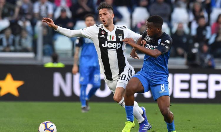 Juve, il Cagliari chiede Traorè: scelto per il dopo Barella