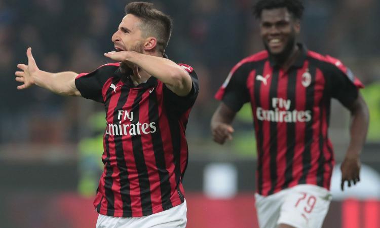 Milan, Borini: 'Importante con Gattuso, io lo aiuto e i risultati si vedono. Champions? Pensiamo solo a noi'