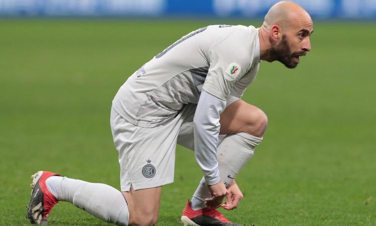 Inter, il Genoa fa sul serio con Borja Valero