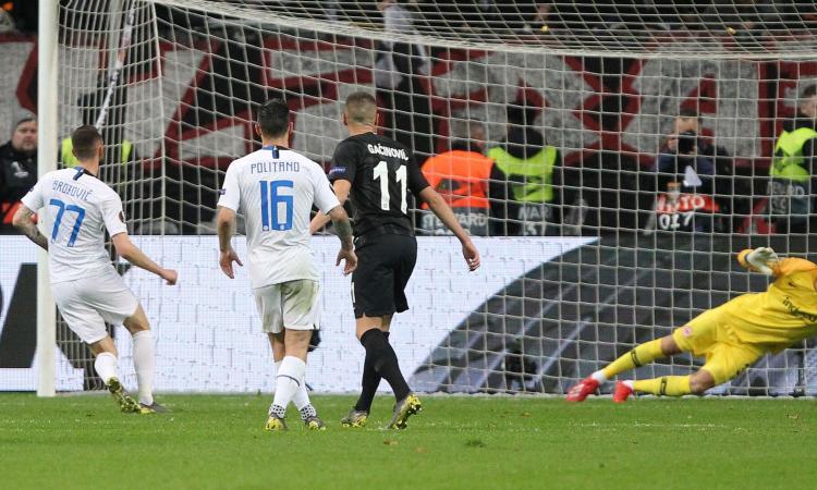 Inter, è tutto un caos: perché il rigore l'ha calciato Brozovic?