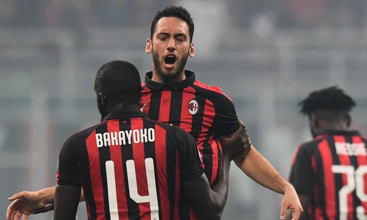 Milan, Calhanoglu può dire addio: piace in Premier, la cifra a bilancio