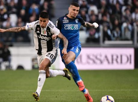Empoli, Krunic: 'La Serie A un patrimonio da salvare'