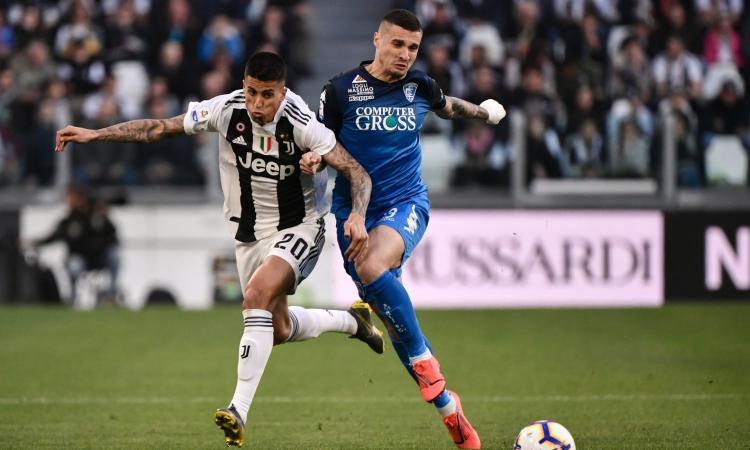 Pres. Empoli a CM: 'Krunic piace al Napoli. Spal-Juve? Sono dispiaciuto...'