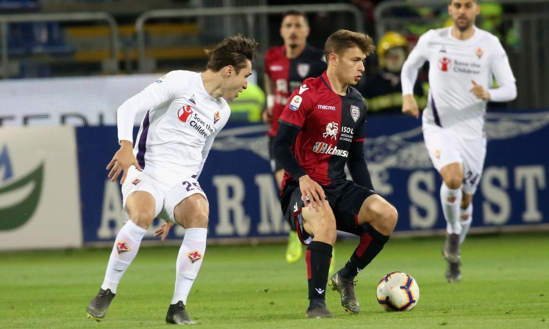 Cagliari-Fiorentina: la superbia casalinga dei sardi
