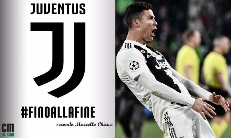 Chirico: Juve, i gufi delusi dall'Uefa ora fanno il tifo per le manette a Ronaldo