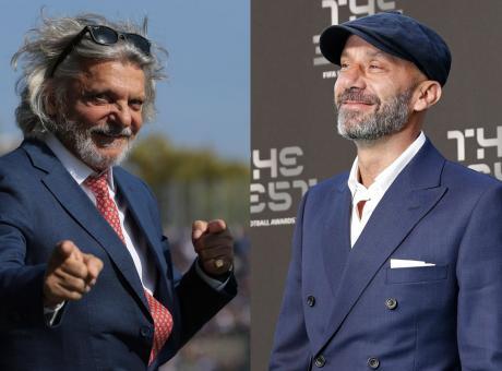 Ferrero: 'Nessuna trattativa con Vialli per la Samp. Se la vuole mi dia i soldi e vado via'