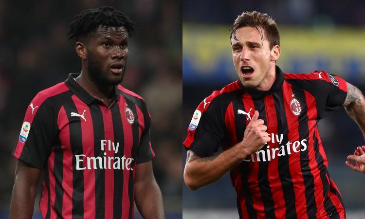 Milan, Biglia e agente Kessie convocati in sede: multa dopo la lite nel derby