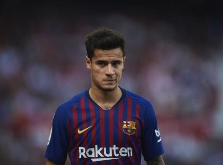 Manchester United, Solskjaer non chiude a Coutinho: 'Per ora è un giocatore del Barcellona'