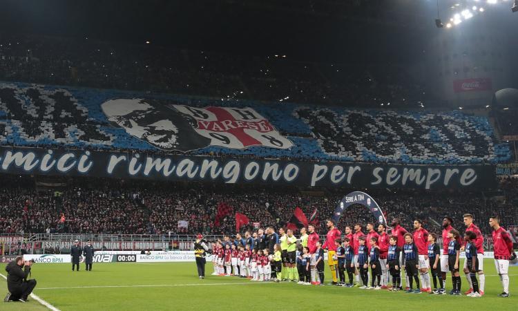 Inter, con il Chievo ancora cori contro Napoli: Curva Nord a rischio squalifica