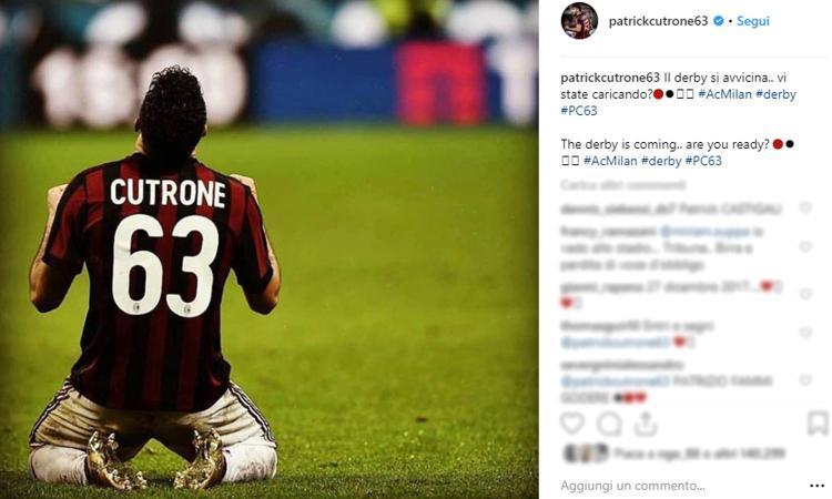 Milan, Cutrone ancora in panchina: da uomo derby a uomo mercato, c'è la fila