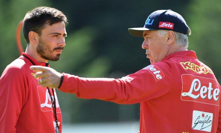 Il Napoli si gode Fabian: tutto merito di Ancelotti jr. Il retroscena