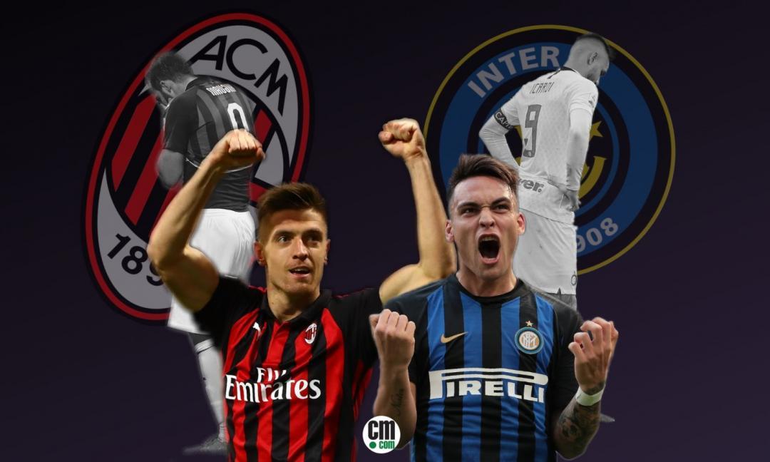 Derby di Milano, è record di sempre