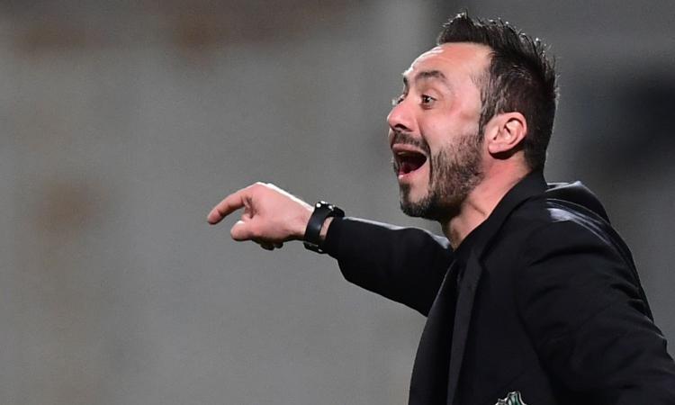 Sassuolo, De Zerbi: 'Vittoria che vale tanto, ci manca cattiveria. Locatelli giocatore unico, su Boga...'