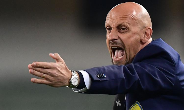 Chievo, Di Carlo: 'Atalanta la peggiore dopo la Juve'
