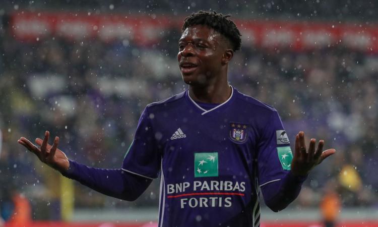 Anderlecht: la Premier chiama Doku