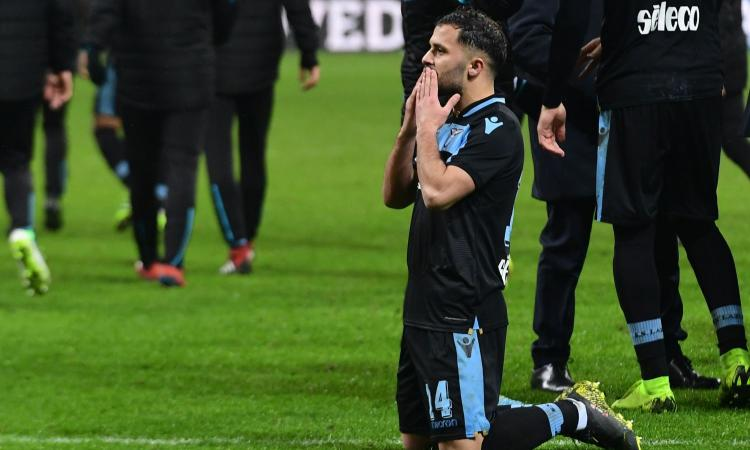 Lazio, un difensore in prestito alla Salernitana