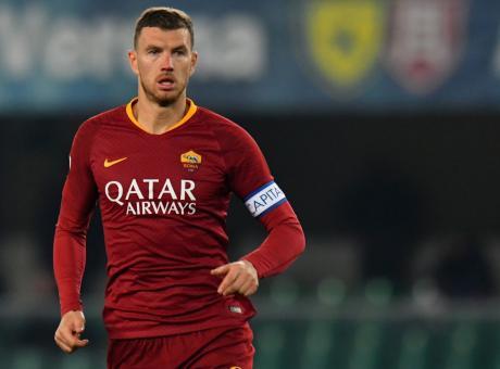 Inter, ripartono i contatti con la Roma per Dzeko: Conte spinge, i dettagli