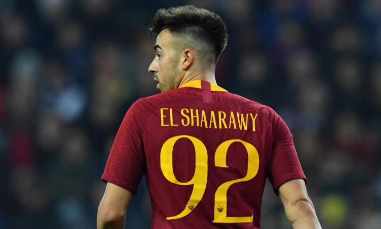 Roma, rilancio Shanghai per El Shaarawy