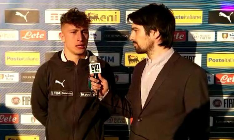 Esposito a CM: 'Inter-Spal? Per vincere con l'Italia dovevo ripartire dal basso'