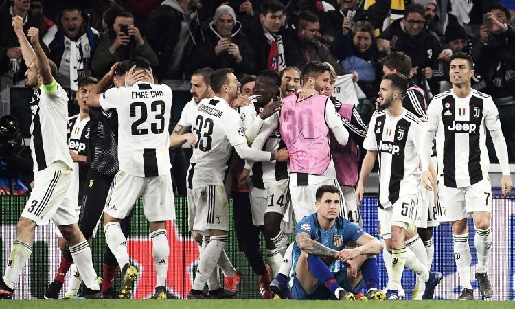 Juve e Ronaldo, lo Stadium e Georgina: hanno vinto tutti, ha perso solo uno, IO!