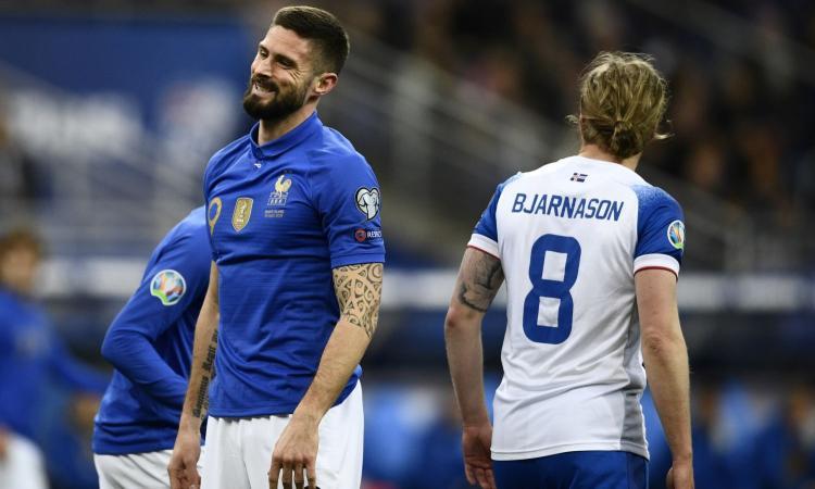 Chelsea: Giroud può tornare in Francia