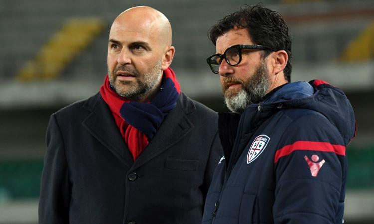 Cagliari, l'obiettivo primario gioca nel Napoli
