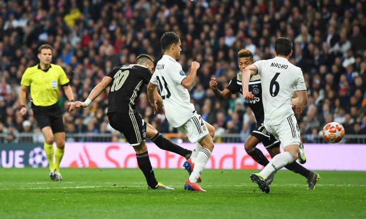 Ajax bello da far paura: è la rinascita del grande calcio olandese, e che Tadic!