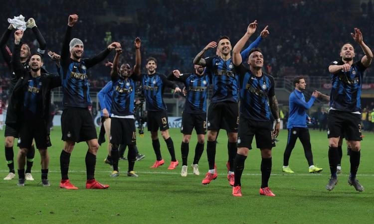 È la migliore Inter della stagione: Spalletti manda ko Gattuso con Vecino