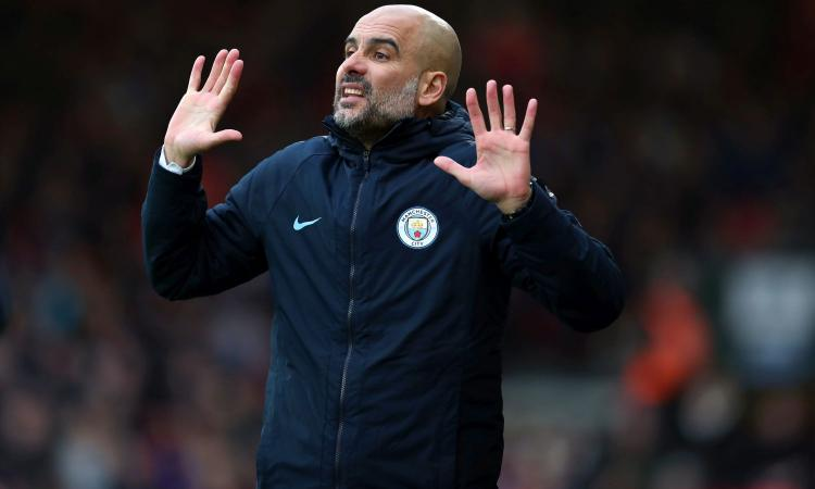 Guardiola allontana la Juve: 'Ma quale anno sabbatico, se non mi cacciano resto due anni al Manchester City'