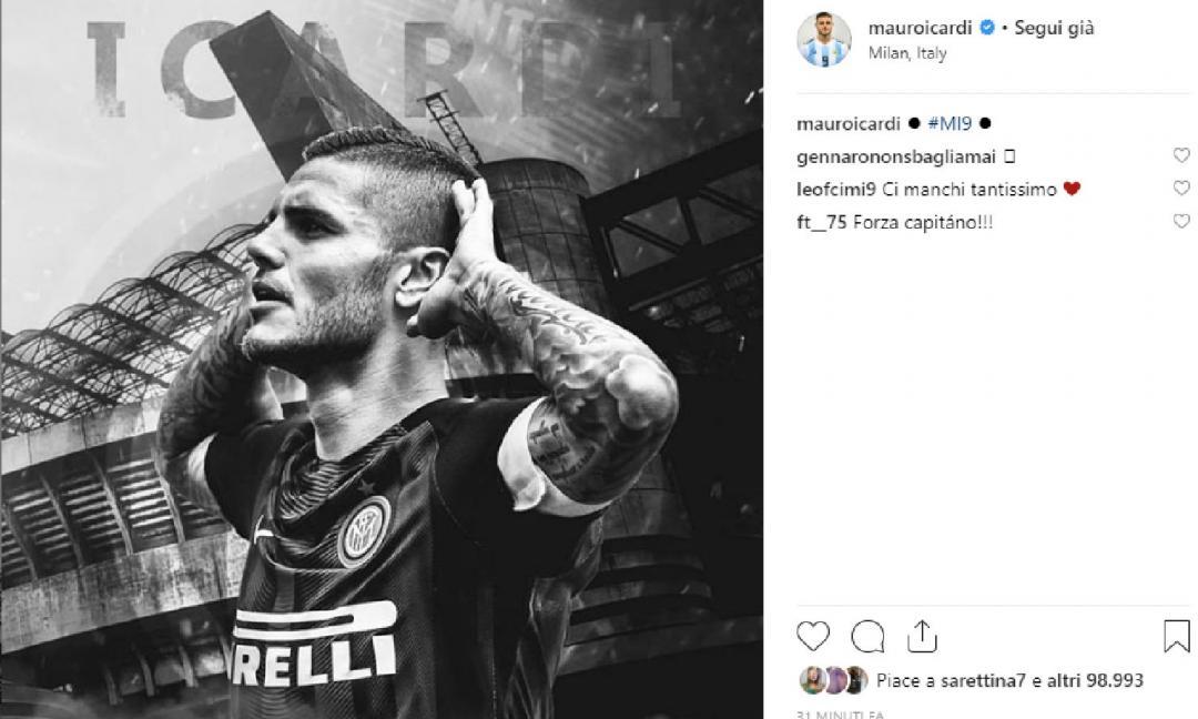 Derby vinto contro il Milan o contro Icardi?